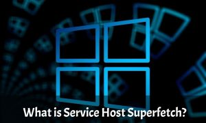 How to Stop Service Host Super Fetch High Disk Usage Windows 10